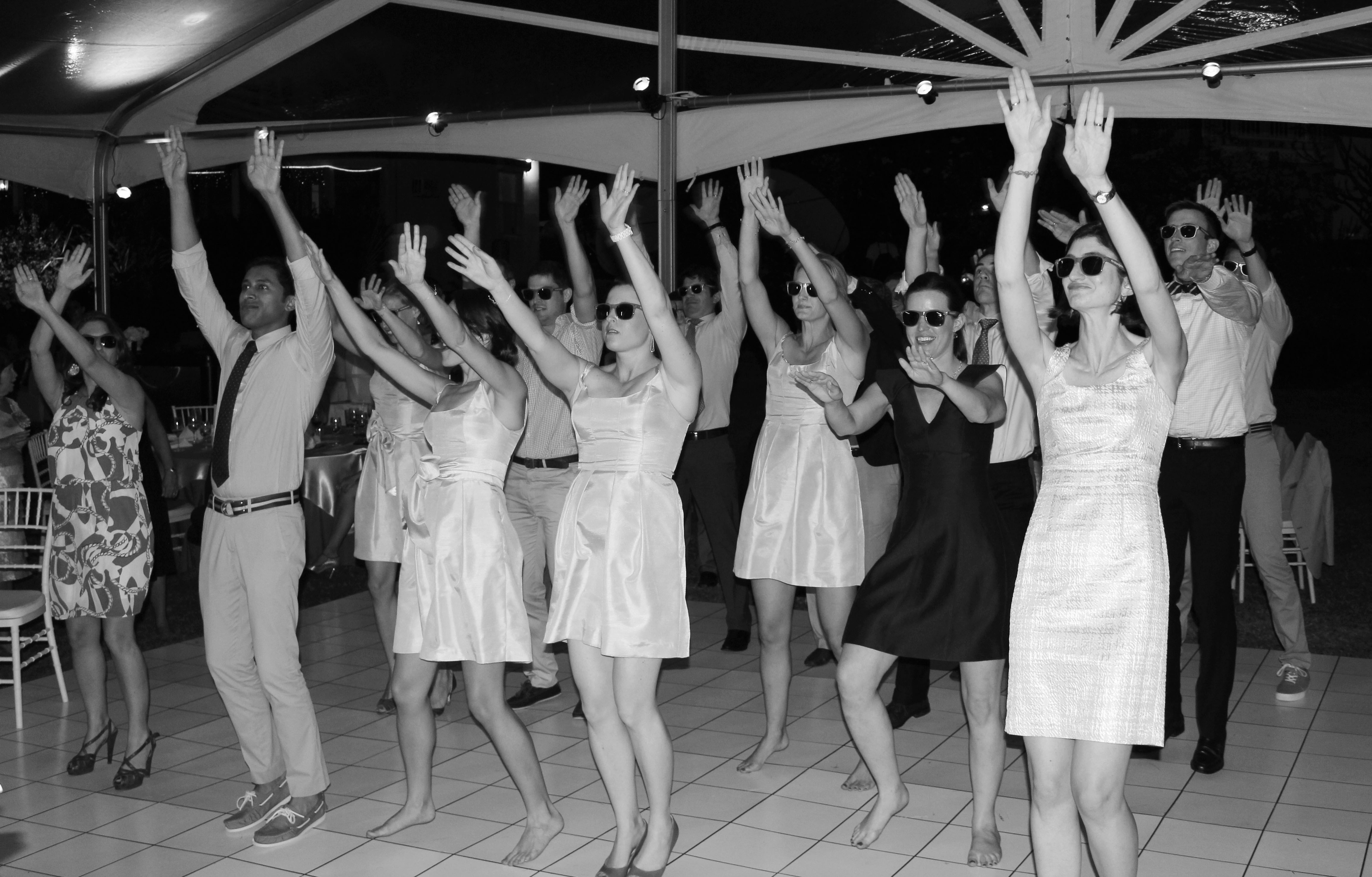 Wedding Flash Mobs The Marrying Kind