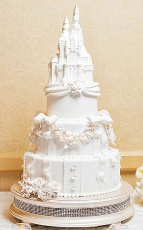 Ten Over The Top Wedding Cakes Youll Actually Like