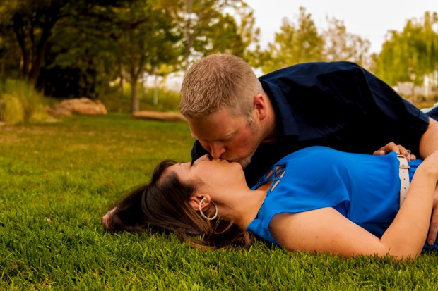 CPR Engagement Photo